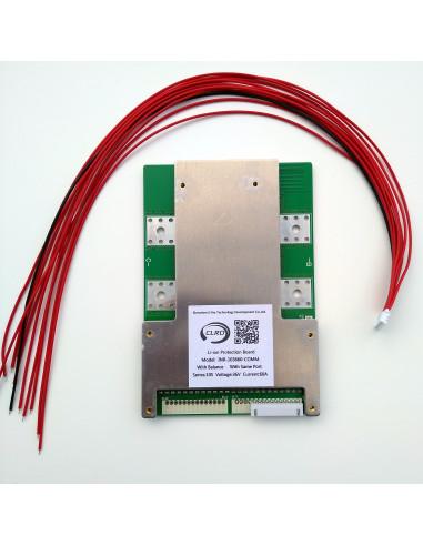 BMS Li-ion 10S 60A (36V, same port) z...