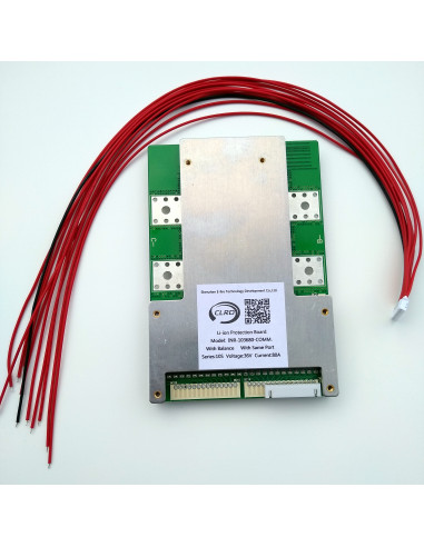 BMS Li-ion 10S 80A (36V, same port) z...