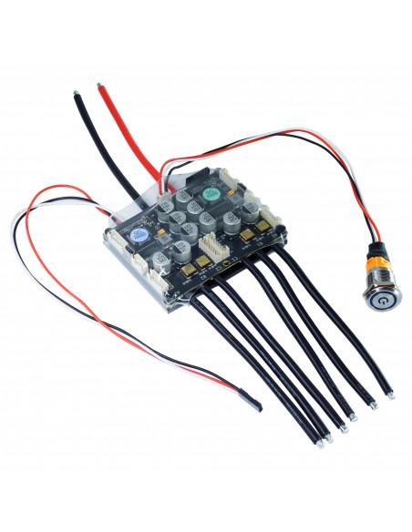 Maxfind MAX C deskorolka elektryczna