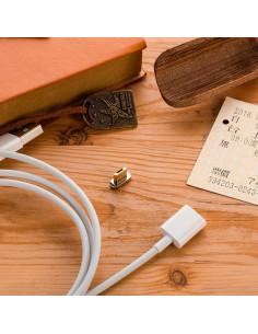 Kolorowa lampka LED z głośnikiem Bluetooth, zegarkiem i budzikiem