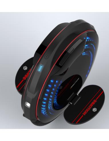Inmotion V8 monocykl elektryczny
