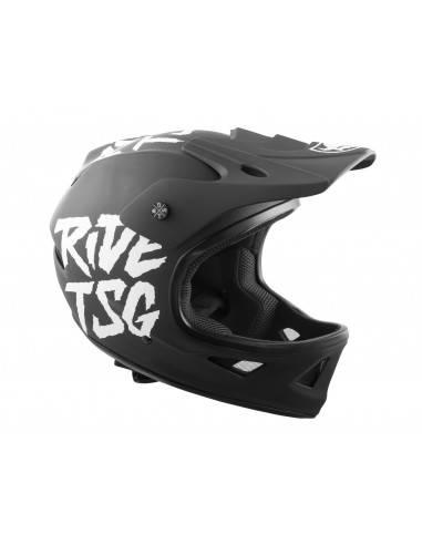 Kask TSG Squad Graphic Design ripped...